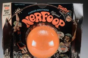 Classic NERF ball